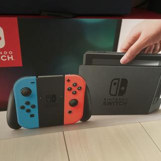 Switch 新品未使用