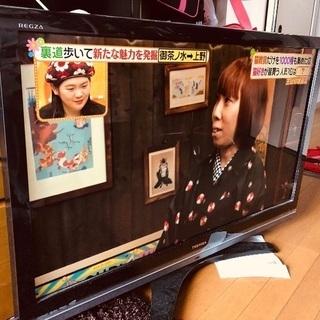 (商談中)TOSHIBAテレビ型42Z8000 09年式