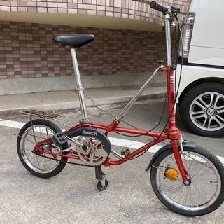 オールドダホン / DAHONⅢ / 折りたたみ自転車 / 16...