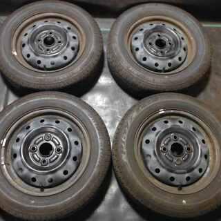 155/65R13 23018年ブリヂストンPlayz px-c...