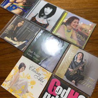 安室、宇多田2枚組 他CD 8枚セット