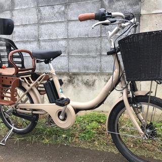 K2L電動自転車N48Fヤマハパスバビー20インチ 充電器なし