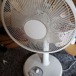 扇風機2つ目