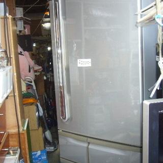 トウシバ2009年5ドア405リットル冷蔵庫