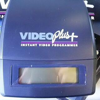 ジェムスター・インスタントビデオプログラマー新品未使用