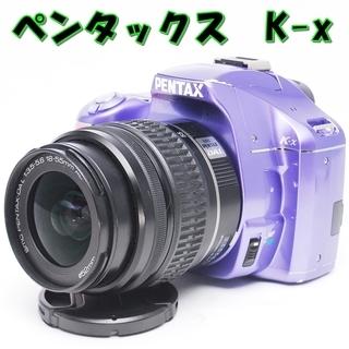 PENTAX ペンタックス k-x ジャンク