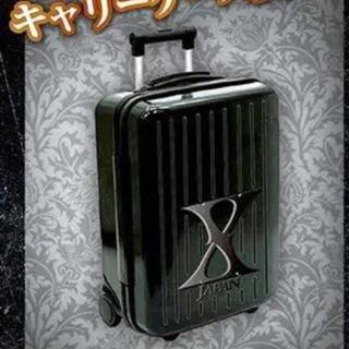 【限定】  X JAPAN キャリーケース