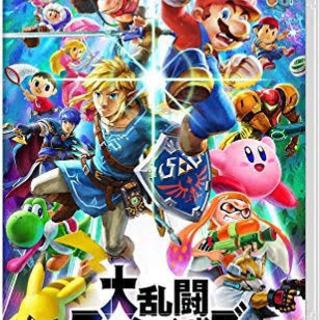 Nintendo switch用 大乱闘スマッシュブラザーズSP...