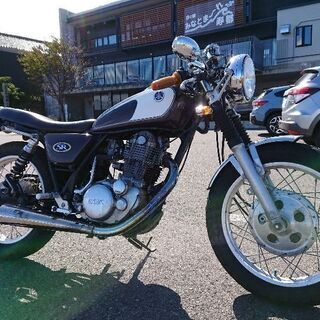 YAMAHA SR400 - 札幌市
