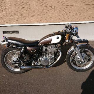 YAMAHA SR400 - バイク