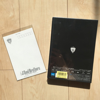 新品!三代目JSOULBROTHERS 長編ドキュメンタリー映画「Born in the EXILE」 - 本/CD/DVD