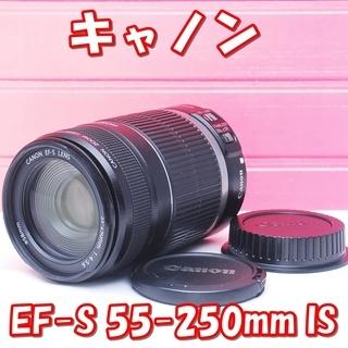❤キャノン EF-S 55-250mm F4-5.6 IS❤手振れ補正