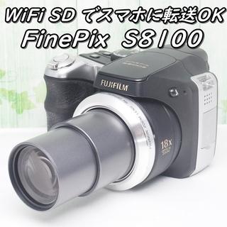 ❤操作簡単 ❤スマホに転送OK❤富士フィルム FINPIX S8...