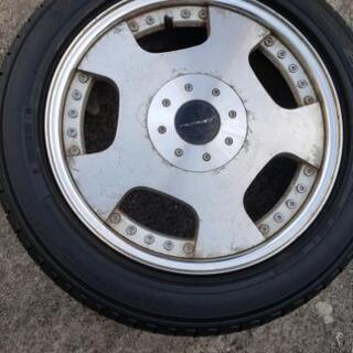 タイヤ、ホイールセット16x6.5Jプレシャス