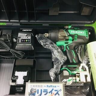 日立工機 コードレスインパクトドライバ WR36DA2XP【リラ...