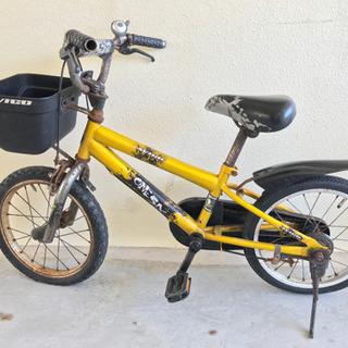 【もらってください】トイザらスオリジナル16インチ自転車