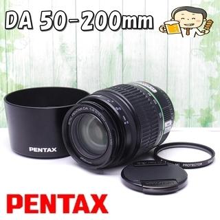 ペンタックス pentax DA50-200mm F4-5.6 ED♪