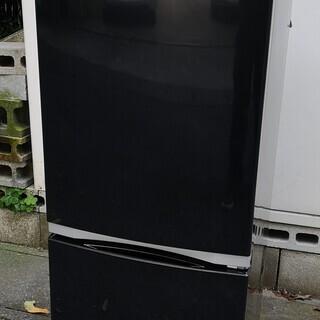 冷蔵庫 2ドア 18年製 TOSHIBA GR-M15BS 冷凍冷蔵庫