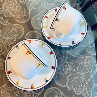 (商談中)イタリア リチャード ジノリ クリッパーコーヒー ティ...