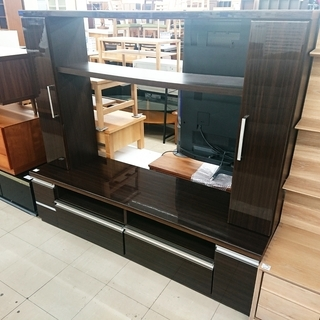 ニトリ現行モデルのテレビボードが 半額以下の衝撃プライス!!