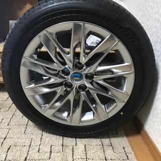 レクサス LS 現行モデル 純正タイヤ、ホイール4本セット
