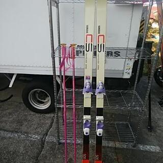 スキー板 YAMAHA 160cm