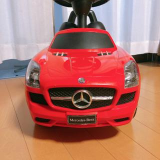 メルセデスベンツSLS AMG レッド