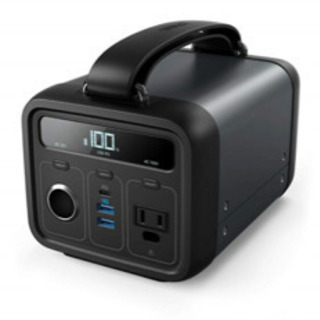 新品 Anker PowerHouse200 小型ポータブル電源...