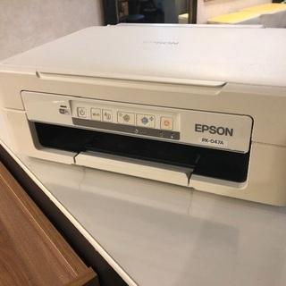 EPSON プリンター あげます