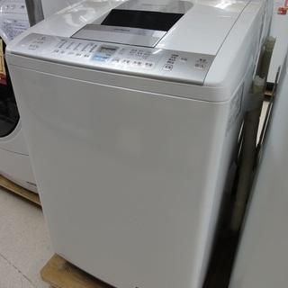 HITACHI/日立 8.0kg 洗濯乾燥機 白い約束 2012...