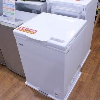 上開き式冷凍庫 Haier JF-NC103F 2019年製 入...