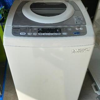 東芝2009年製7㎏全自動洗濯機 #375
