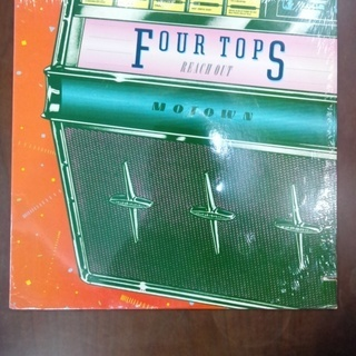 Four Tops - Reach Out フォートップス リー...