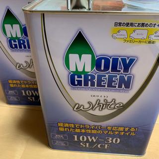 エンジンオイル 4L缶2個セット 【新品・未開封】10W-30
