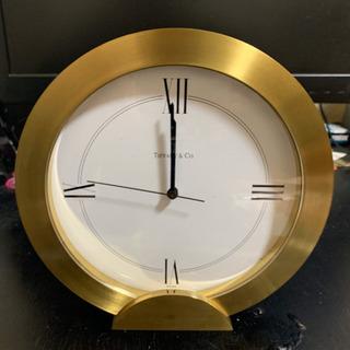 ティファニー 置き時計