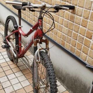 レストア用自転車