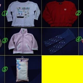 【商談中】 子供服 女児 100サイズ 10点セット(価格は10...