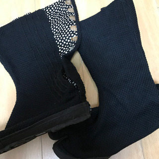sousou 地下足袋ブーツ