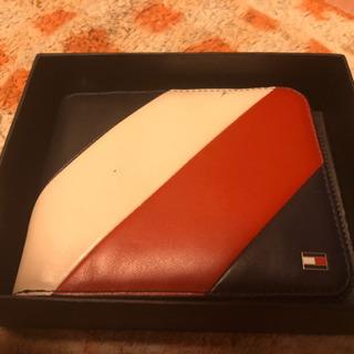 Tommy HILFIGERの財布です。
