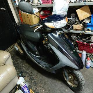 三重県津市から~黒の綺麗なライブディオ❗絶好調~❗すぐに乗ってい...