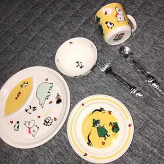 ムーミン食器セット