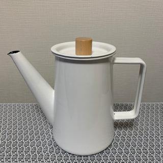 【値下げしました】 kaico 1.1L コーヒーポット