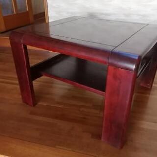 【カリモク家具】ローテーブル