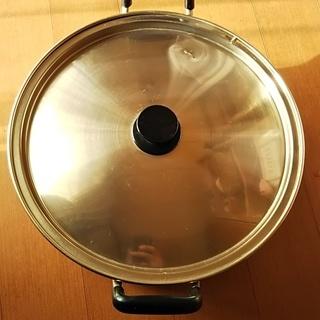 約32cm アルミ両手鍋