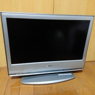 液晶テレビ 2007年式 SONY BRAVIA 20インチ