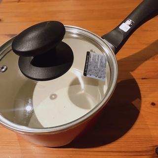 ニトリ 片手鍋 蓋つき