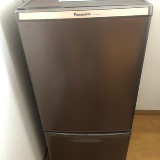 Panasonic製2ドア冷蔵・冷凍庫