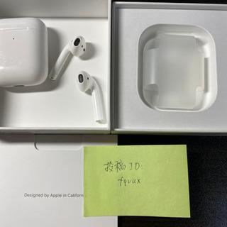 Apple airpods2(wireless)【美品❗️】