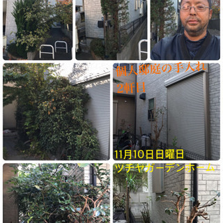 庭の手入れ 外構工事ならツチヤガーデンホームへ(所沢市 狭…