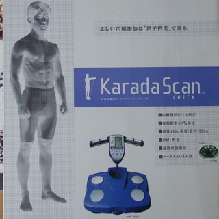 OMRON オムロン KaradaScan カラダスキャン  H...